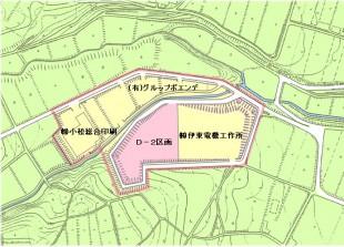 鳥居沢工業団地2