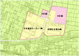 上ノ原工業団地2
