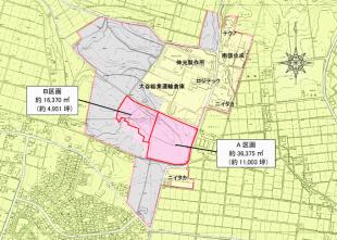 六道原工業団地2